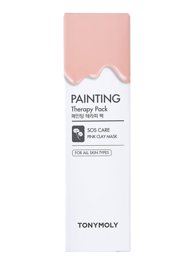 tonymoly Painting Therapy Pack SOS Care (pink)