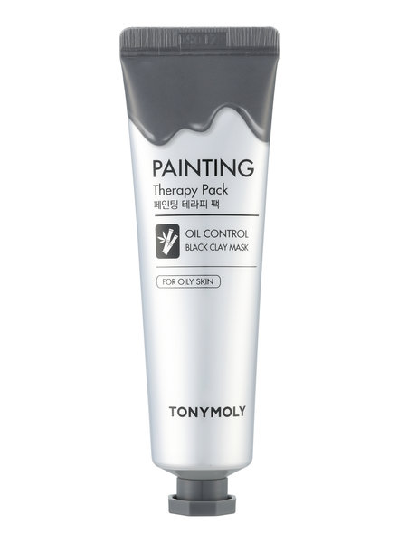 tonymoly Painting Therapy Pack Oil Control (black)