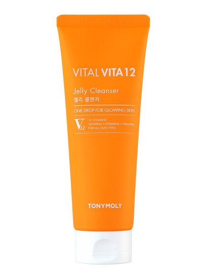 tonymoly Tony Moly Vital Vita 12 Jelly Cleanser