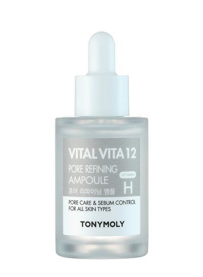 tonymoly Tony Moly Vital Vita 12 Poresol Ampoule