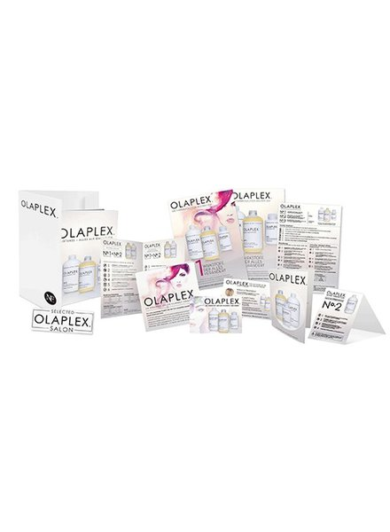 Olaplex Olaplex Welcome mapa (uvítacia zložka)