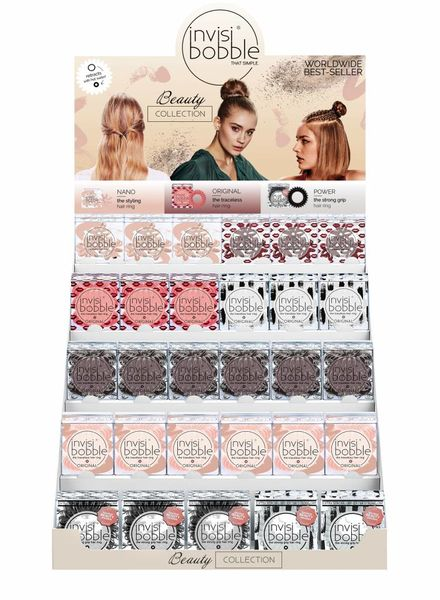invisibobble® Mixed Starter Set Collection Beauty