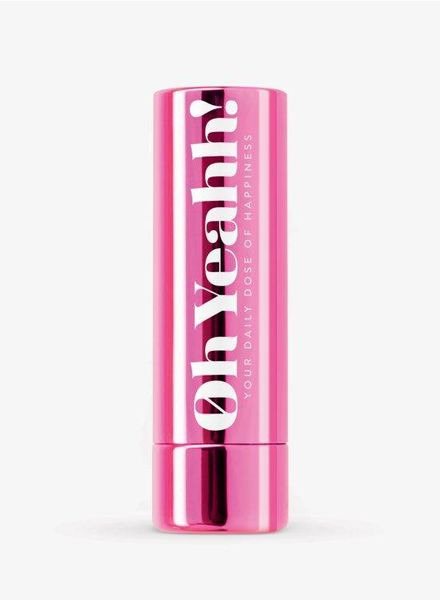 Oh Yeahh! Oh Yeahh! Happiness Lip Balm - Pink