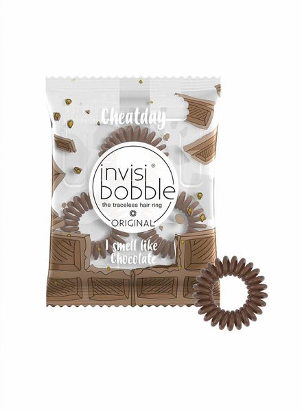 invisibobble® ORIGINAL Crazy For Chocolate