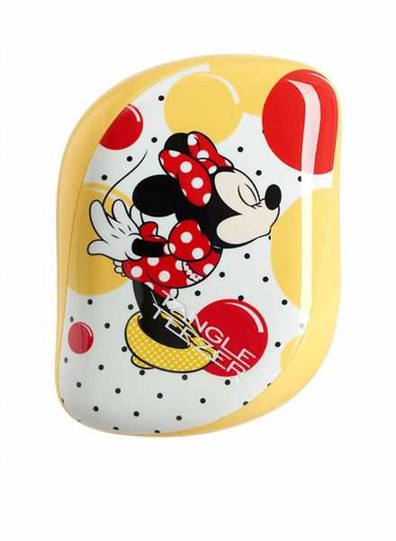 Tangle Teezer® Compact Styler Minnie Mouse Sunshine Yellow