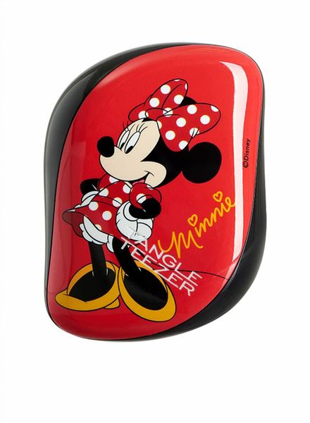 Tangle Teezer® Compact Styler Minnie Mouse Rosy Red