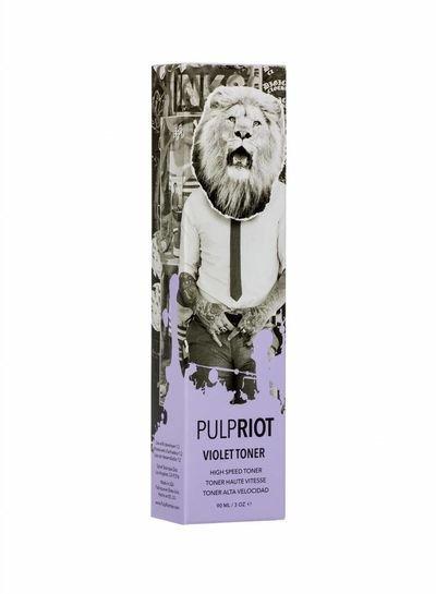 Pulp Riot Couleur Violet - Base Purple - Toner Grande Vitesse