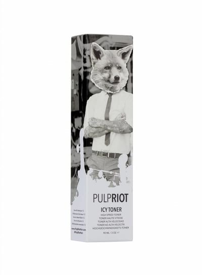 Pulp Riot Couleur glacée / Base bleu violette - Toner Grande Vitesse