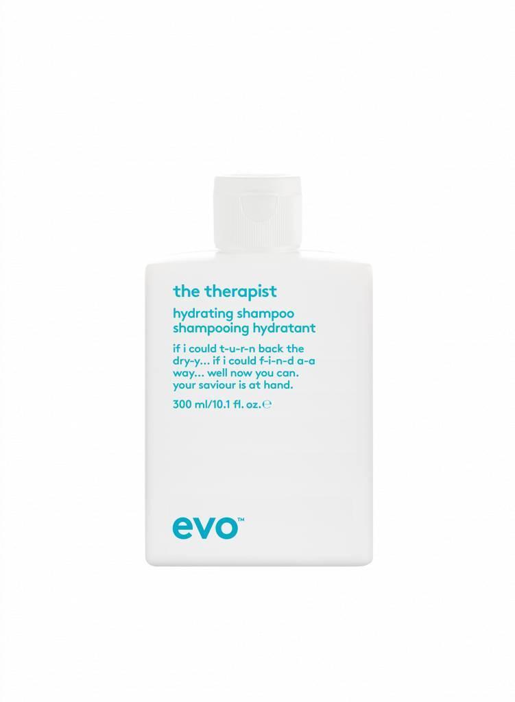 EVO SHAMPOOING HYDRATANT the therapist 3x300ML