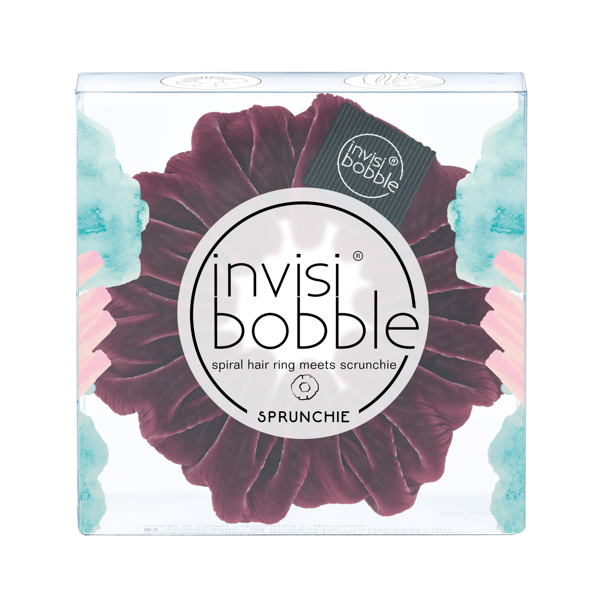 invisibobble® ORIGINAL SPRUNCHIE Red Wine is Fine
