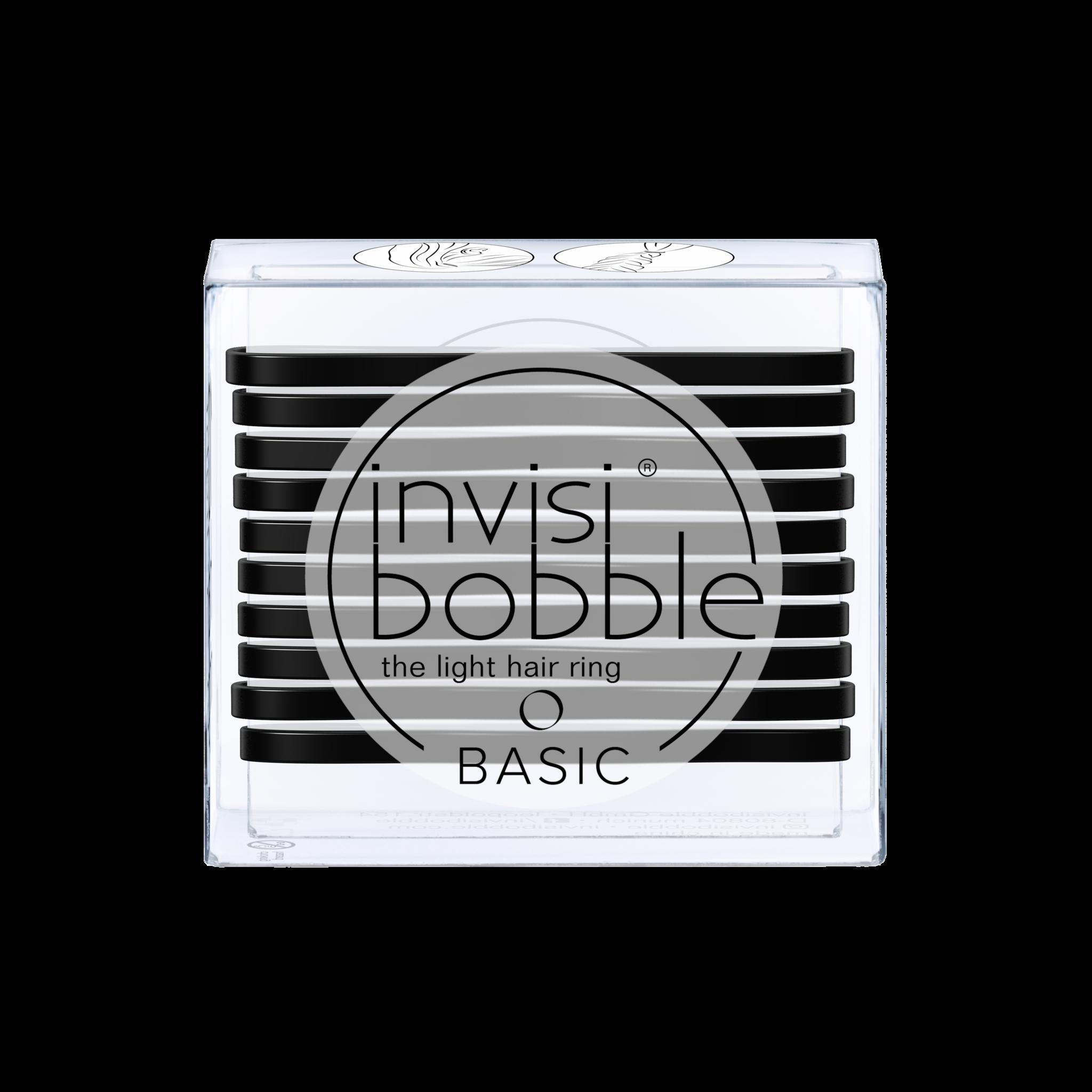 invisibobble® Basic True Black