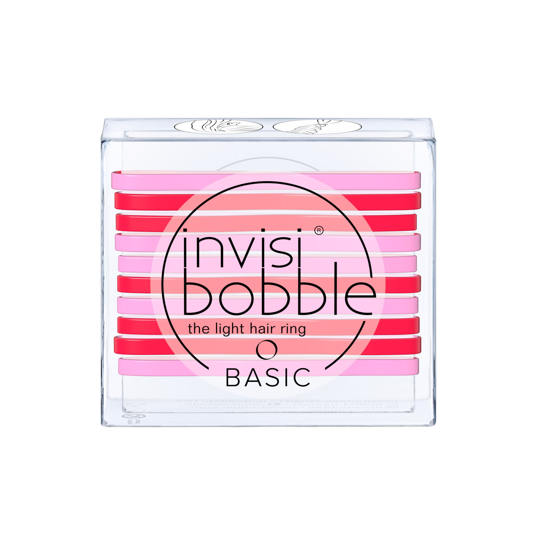 invisibobble® Basic Jelly and Twist