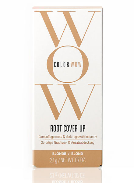 Color WoW Root Cover Up Couvreur de racines - Teinte: Blonde 2,1g