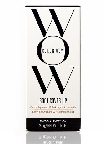 Color WoW Root Cover Up Couvreur de racines - Teinte: Noir 2,1g