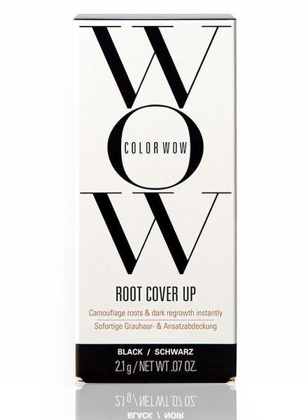 Color WoW Root Cover Up Couvreur de racines - Teinte: Noir 2,1g