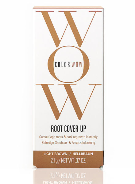 Color WoW Root Cover Up Couvreur de racines - Teinte: Light Brown 2,1g