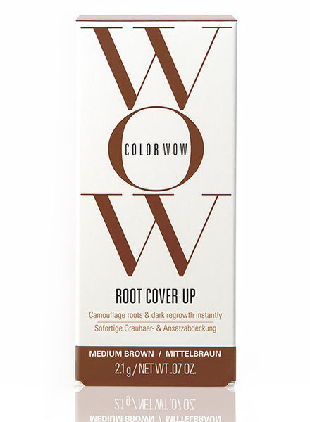 Color WoW Root Cover Up Couvreur de racines - Teinte: Medium Brown  2,1g
