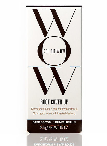 Color WoW Root Cover Up Couvreur de racines - Teinte: Dark Brown  2,1g