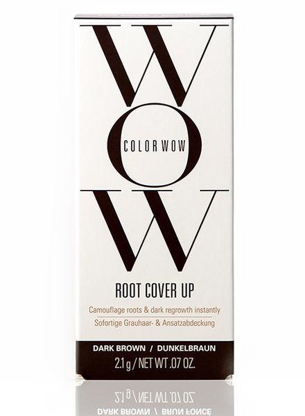 Color WoW Root Cover Up Couvreur de racines - Teinte: Dark Brown  2,1g