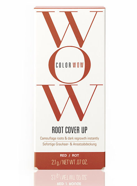 Color WoW Root Cover Up Couvreur de racines - Teinte: Red 2,1g