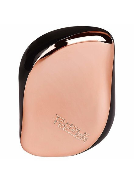 Tangle Teezer® Compact Styler Rose Gold Black