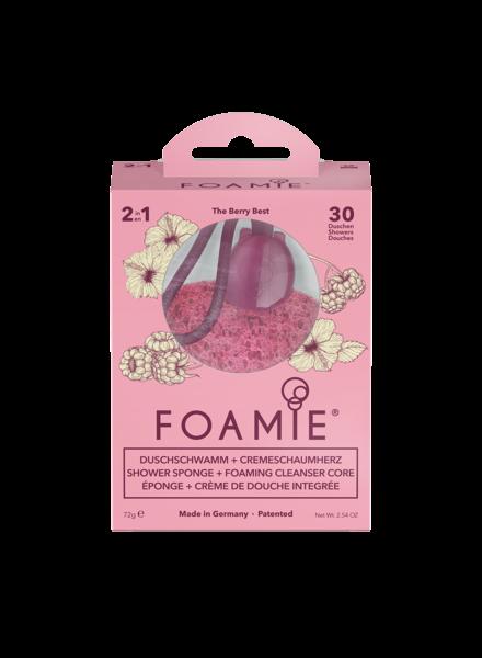 Foamie Éponge De Douche Foamie The Berry Best