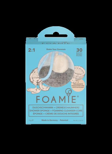 Foamie Éponge De Douche Foamie Shake Your Coconuts