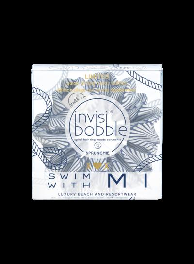 invisibobble® SPRUNCHIE Swim With Mi - Santorini Pack Your Bikini