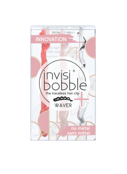 invisibobble® WAVER+ Marblelous I Lava You more