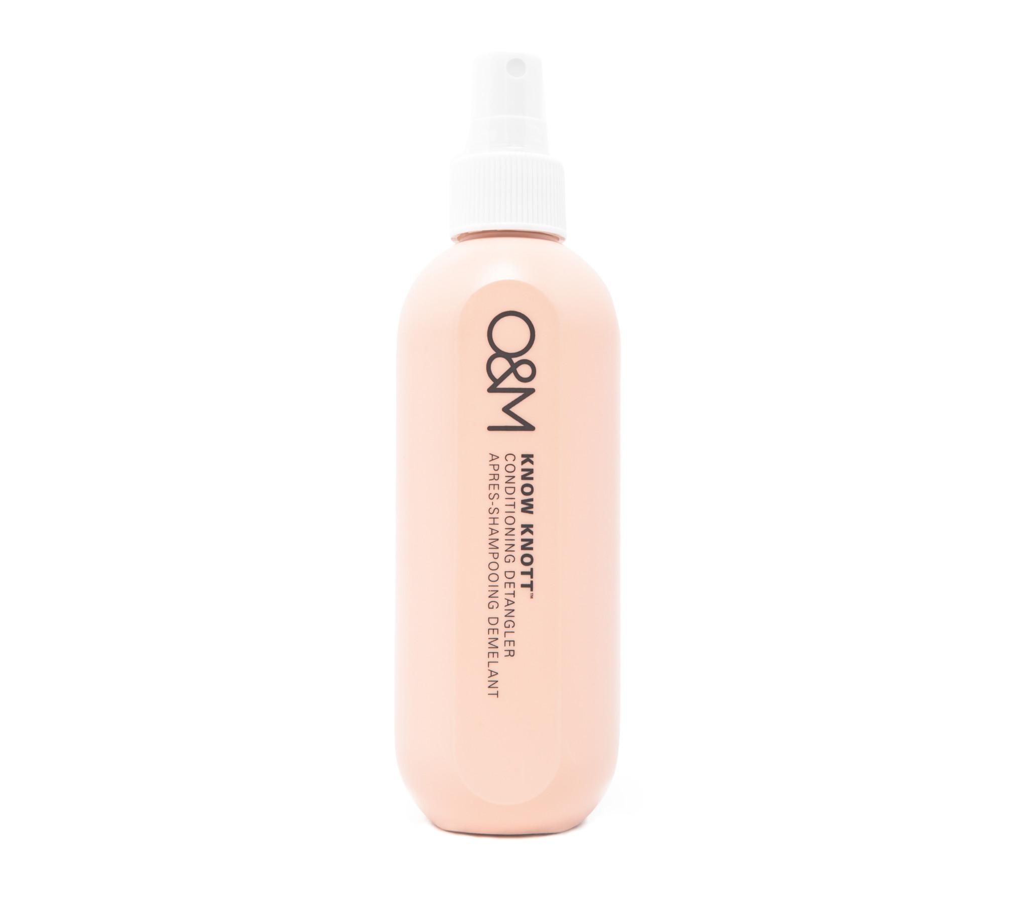 O&M - Original Mineral O&M Know Knott Conditioning Detangler  - Après-Shampooing démêlant - 250ml