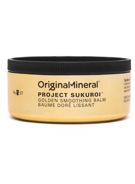 O&M - Original Mineral O&M Project Sukuroi Gold Smoothing Balm - 100g