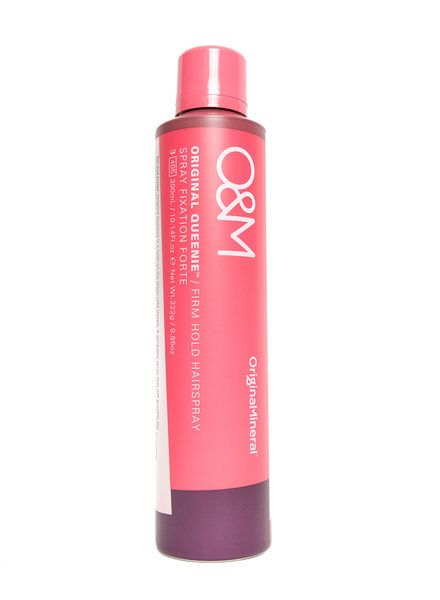 O&M - Original Mineral O&M Original Queenie Firm Hold Spray - 300ml