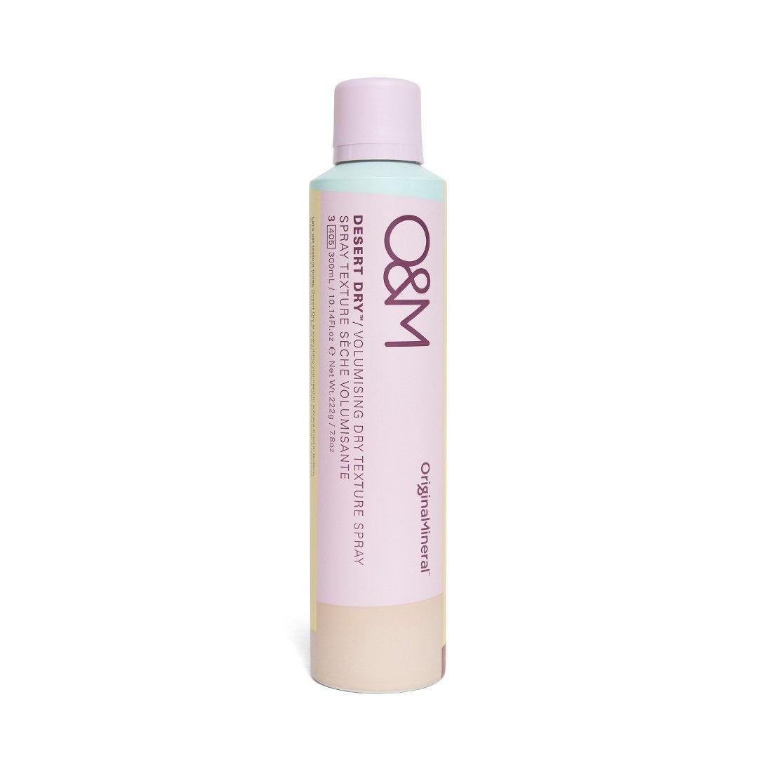 O&M - Original Mineral O&M Desert Dry Volumising  Dry Texture Spray  - 300ml