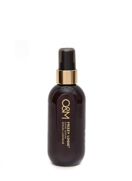 O&M - Original Mineral O&M Frizzy Logic Shine Serum - Sérum  Lumineux - 100ml