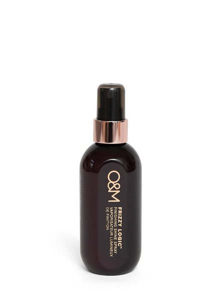 O&M - Original Mineral O&M Frizzy Logic Finishing Shine Spray - Spray Lumineux de finition - 100ml