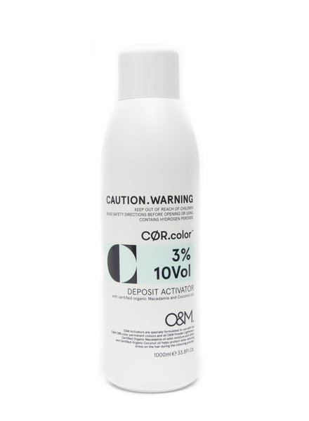 O&M - Original Mineral O&M Deposit Activator 10Vol - 3% - 1000 ml