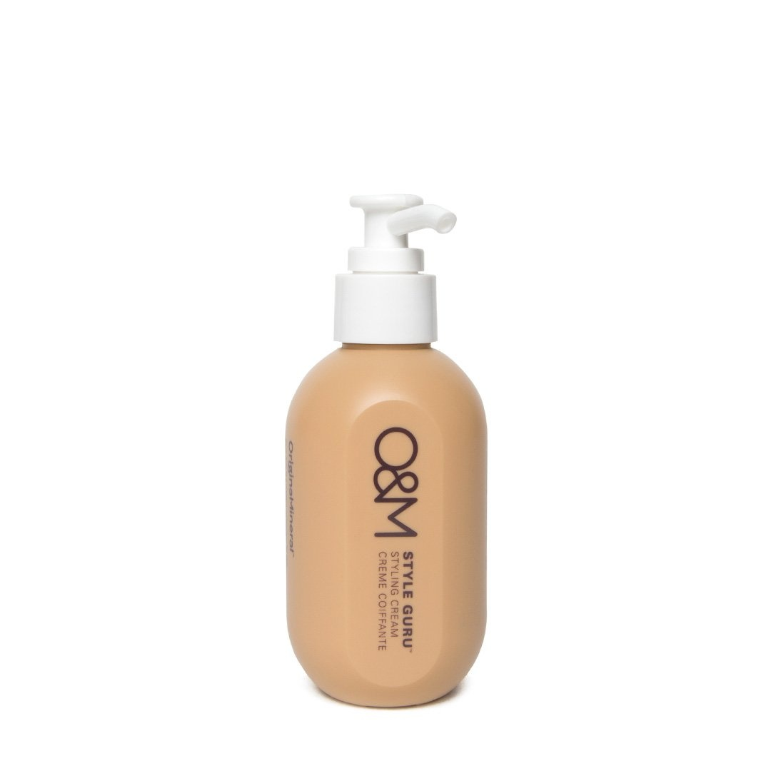 O&M - Original Mineral O&M Style Guru Styling Cream - Crème coiffante - 150ml