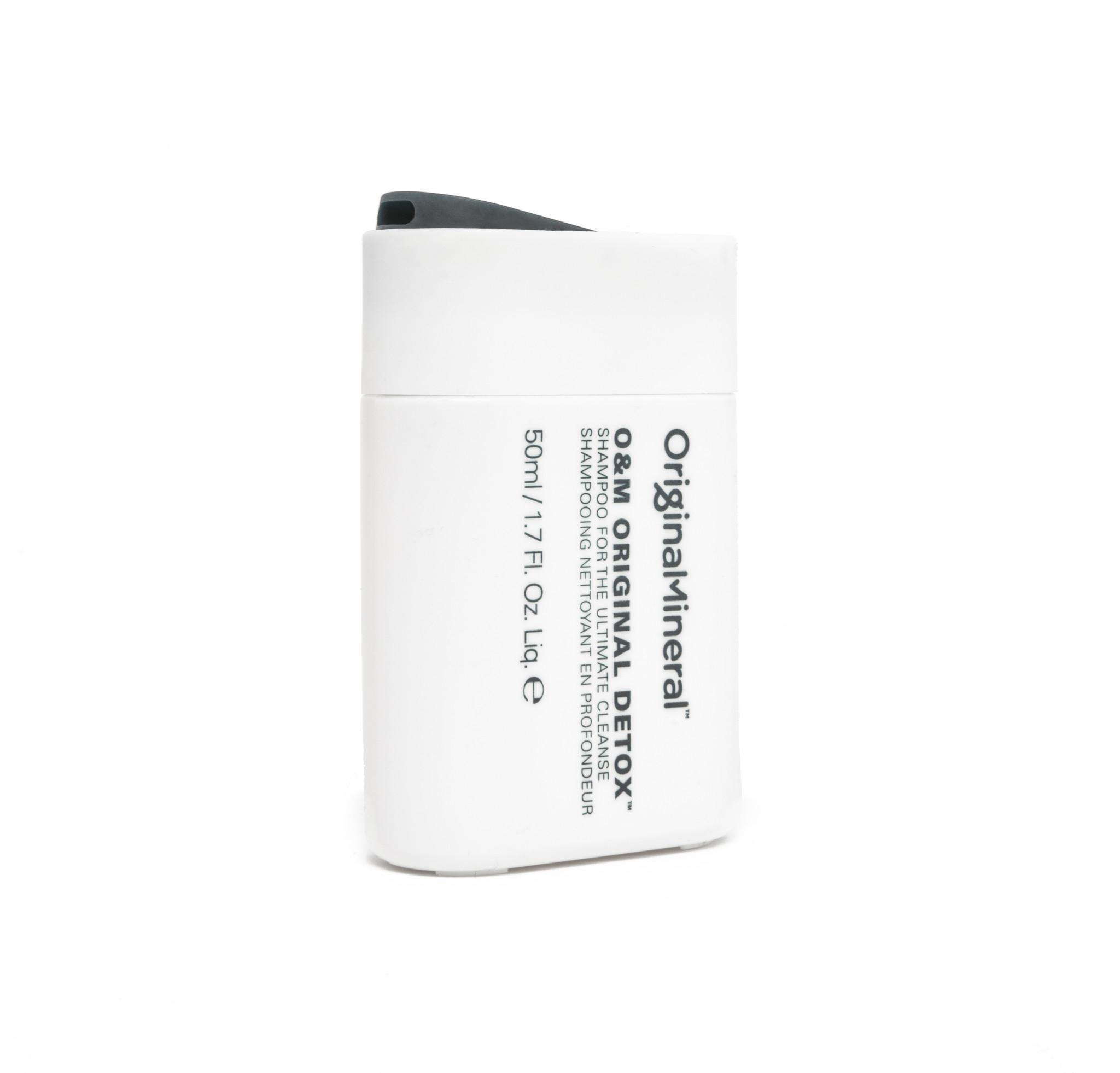 O&M - Original Mineral O&M Original Detox Shampooing nettoyant en profondeur 50ml