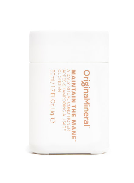 O&M - Original Mineral O&M Maintain The Main Conditioner - 50ml