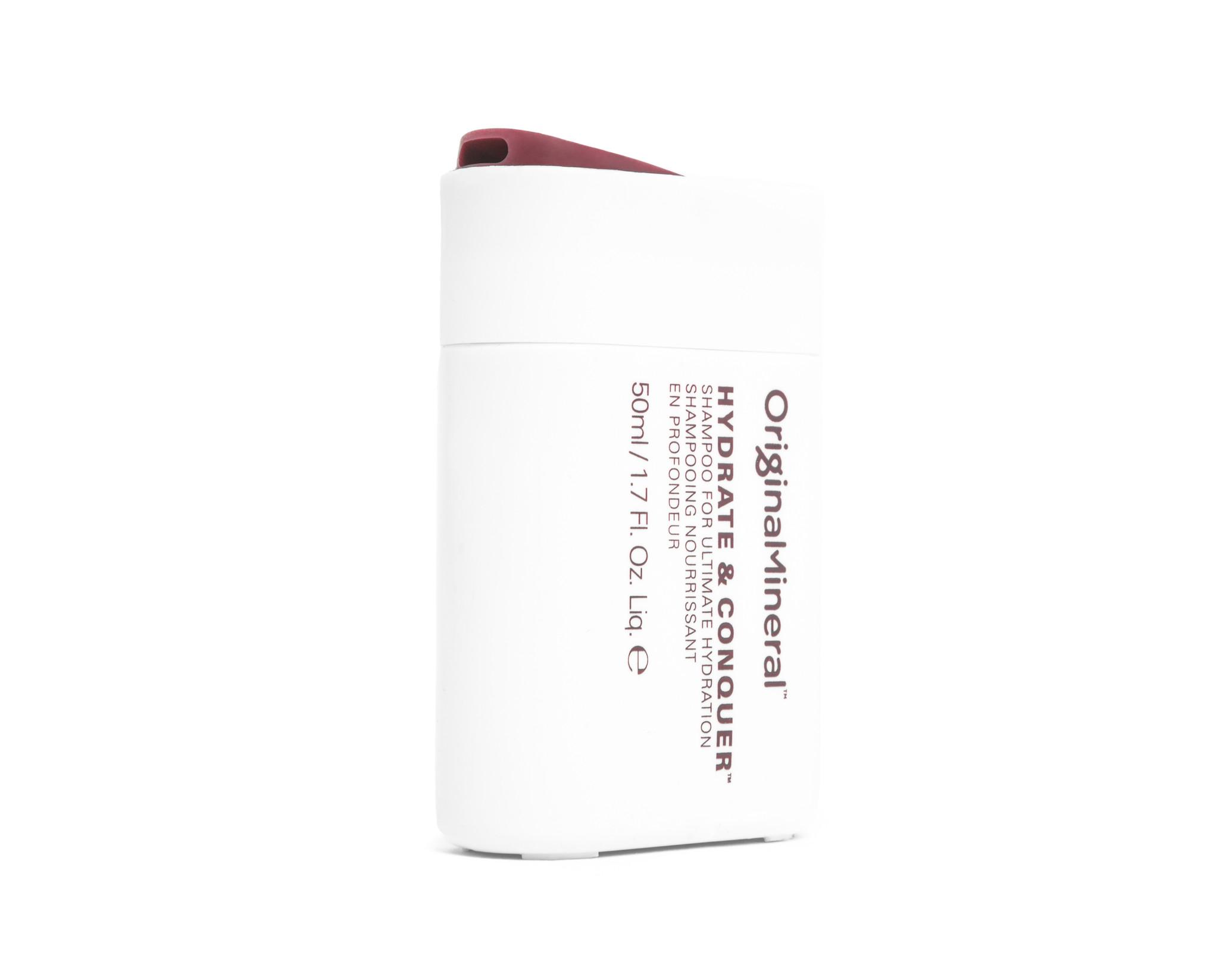 O&M - Original Mineral O&M Hydrate & Conquer Shampooing Nourissant en profondeur - 50ml