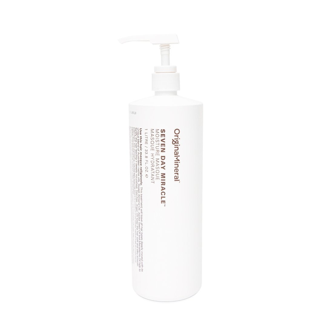 O&M - Original Mineral O&M Seven Day Miracle Moisture Masque - Masque hydratant sept jours - 1000ml