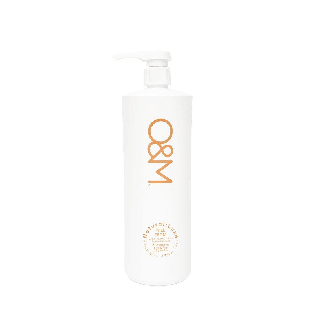 O&M - Original Mineral O&M Hydrate & Conquer Revitalisant Nourissant en profondeur - 1000ml