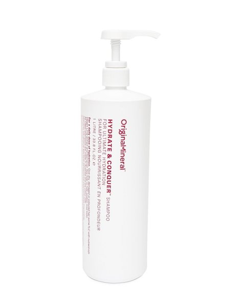 O&M - Original Mineral O&M Hydrate & Conquer Shampoo - 1000ml