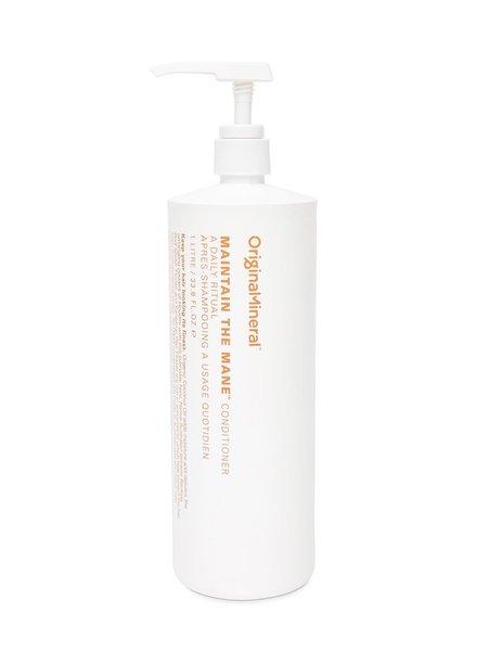 O&M - Original Mineral O&M Maintain The Mane Conditioner - 1000ml