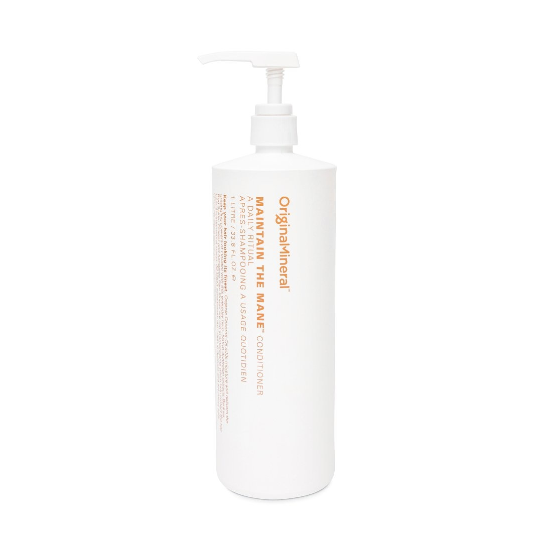 O&M - Original Mineral O&M Maintain The Mane - Le Revitalisant Quotidien d'entretien - 1000ml