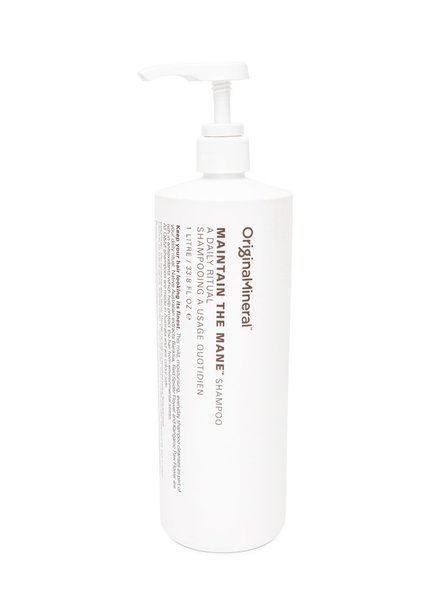O&M - Original Mineral O&M Maintain The Main Shampoo - 1000ml