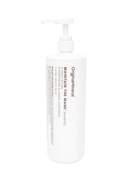O&M - Original Mineral O&M Maintain The Mane Shampoo - 1000ml