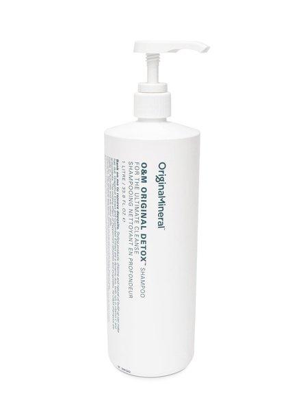 O&M - Original Mineral O&M Original Detox Shampoo - 1000ml