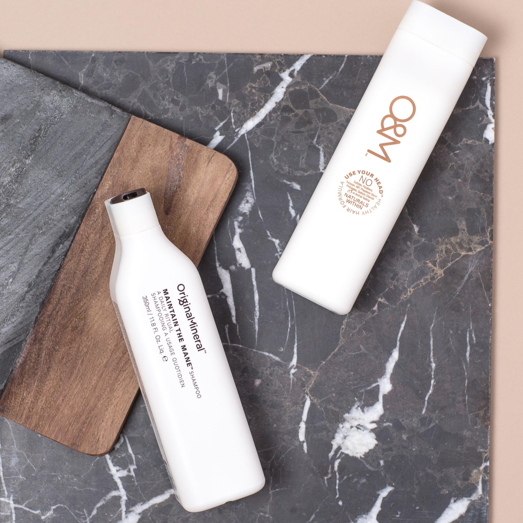 O&M - Original Mineral O&M Maintain The Mane Après Shampooing Quotidien d'entretien - 350ml