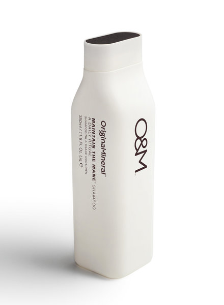 O&M - Original Mineral O&M Maintain The Mane Shampoo - 350ml
